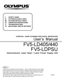 Olympus FV5-LDPSU