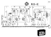 PYE R15-1C