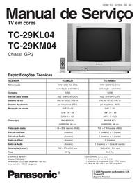 Panasonic TC-29KM04