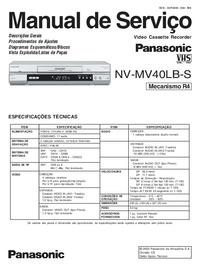 Panasonic NV-MV40LB-S