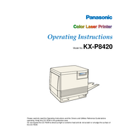 Panasonic KX-P8420