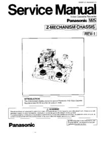 Panasonic Z-Mechanism