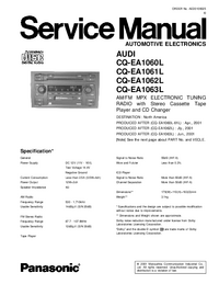 Panasonic CQ-EA1062L