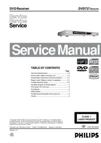 Philips DVD 737 05
