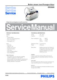 Philips Provapor Azur GC6068