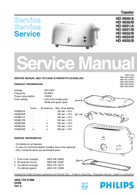Philips HD 4851/A