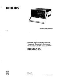Philips PM 3260
