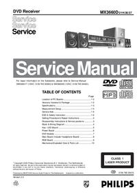 Philips MX3660D