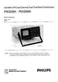 Philips PM3295A