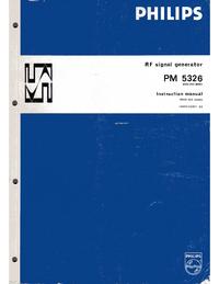 Philips PM5326