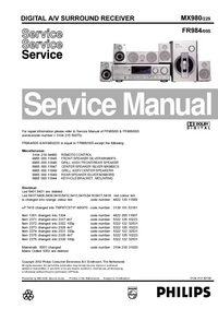 Philips MX980/22S