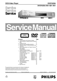 Philips DVD763SA