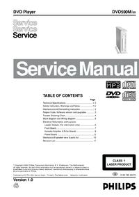 Philips DVD590M/ 69