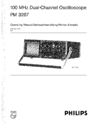 Philips PM 3267