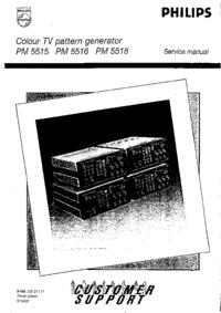Philips PM 5515