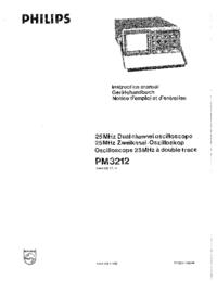 Philips PM3212