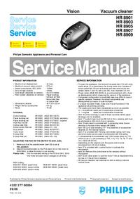 Philips Vision HR 8901