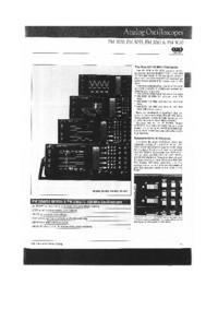 Philips PM 3050