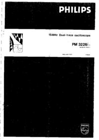 Philips PM 3226