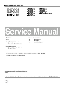 Philips VR330/58