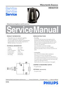 Philips Essence HD4659/20