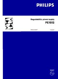 Philips PE1512