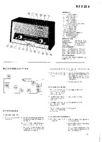 Philips B5X22A