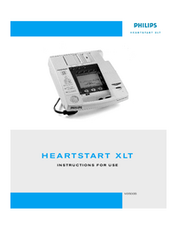 PhilipsMedical Heartstart XLT M3500B