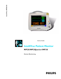 PhilipsMedical IntelliVue MP20 Junior