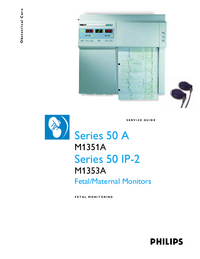 PhilipsMedical Series 50 IP-2 M1353A