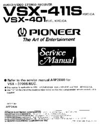 Pioneer VSX-411S KUC/CA