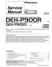 Pioneer DEH-P9050