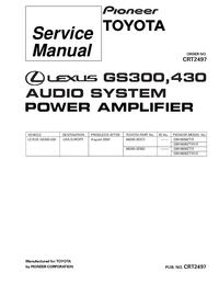 Pioneer GM-8506ZT-91/E
