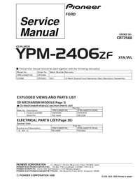 Pioneer YPM-2406ZF