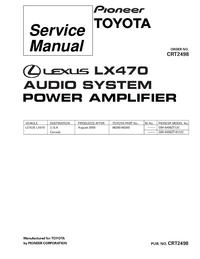 Pioneer GM-8406ZT-91/UC