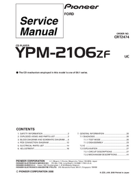 Pioneer YPM-2106ZF