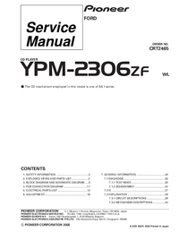 Pioneer YPM-2306ZF
