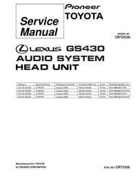 Pioneer KEX-M9006ZT-91/EW