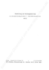 Pracitronic GF 70