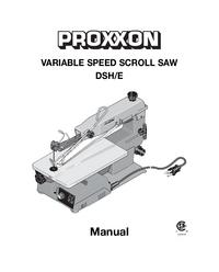 Proxxon-7245-Manual-Page-1-Picture