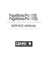 QMS PageWorks/Pro 1100