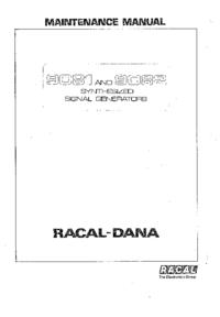 Racal 9081