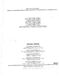 Racal 1995