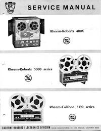Roberts 5000 Series