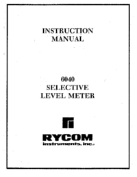 Rycom 6040