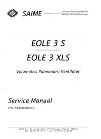 Saime EOLE 3 S