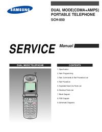 Samsung SCH-850