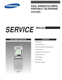 Samsung SCH-8500