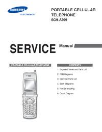 Samsung SCH-A399