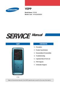 Samsung YEPP YP-S3